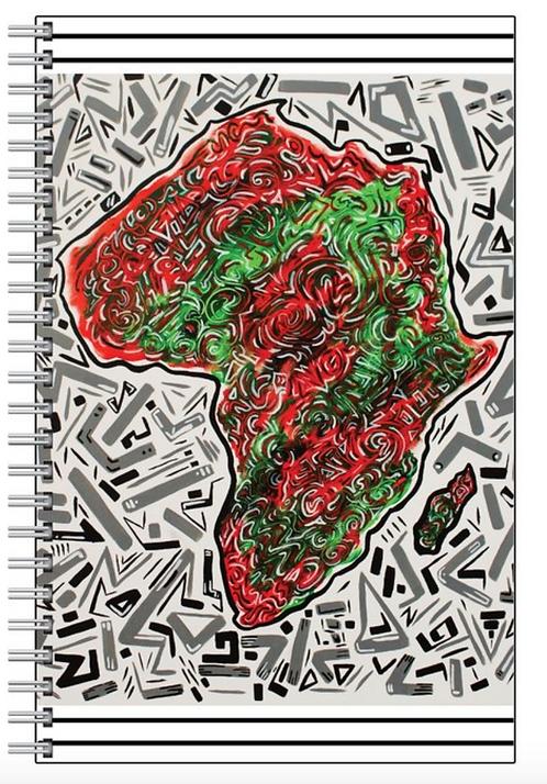 #MAfrica - Notebook