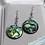 Thumbnail: Glacier Pearle Earrings - AAA Round