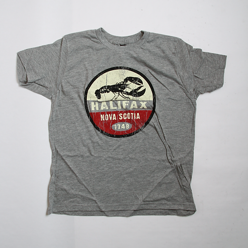 Divided Lobster Grey Youth Shirt