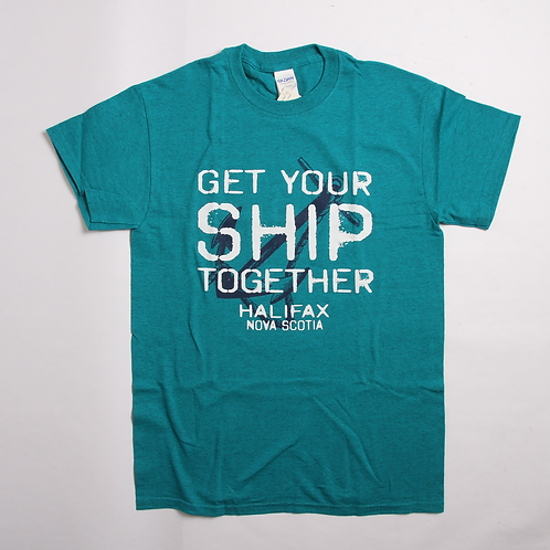 Get Your Ship Together Adult Tee