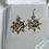 Thumbnail: Glacier Pearle Earrings -Ships Wheel