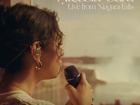 Alessia Cara – Live from Niagara Falls!