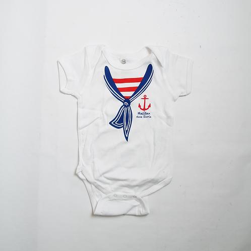 Sailor White Onesie
