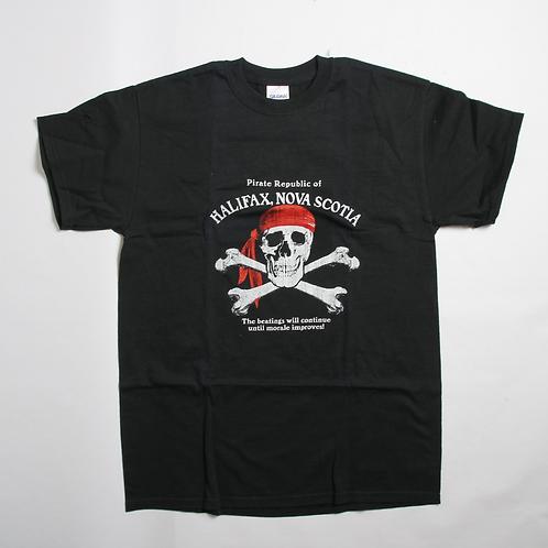 Pirate Republic Adult Tee