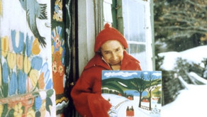 The Artist Known as Maudie – Maud Lewis