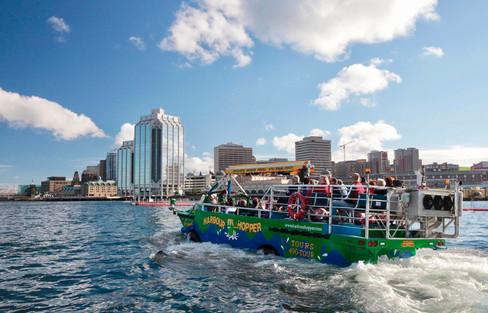 Harbour Hopper Tours in Halifax, Nova Scotia