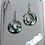 Thumbnail: Glacier Pearle Earrings -Swirl