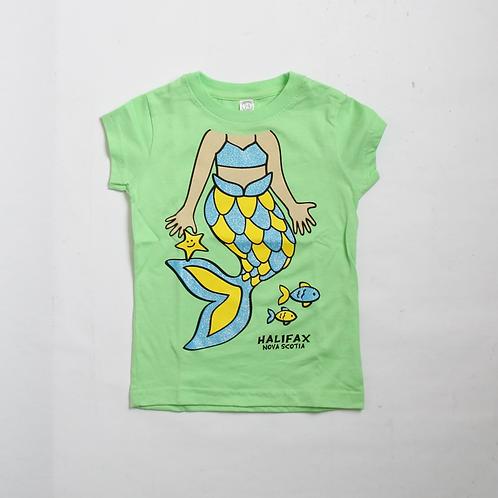 Crystal Mermaid Kids Tee