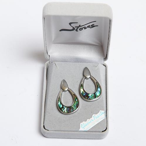Glacier Pearle Earrings -Adventure