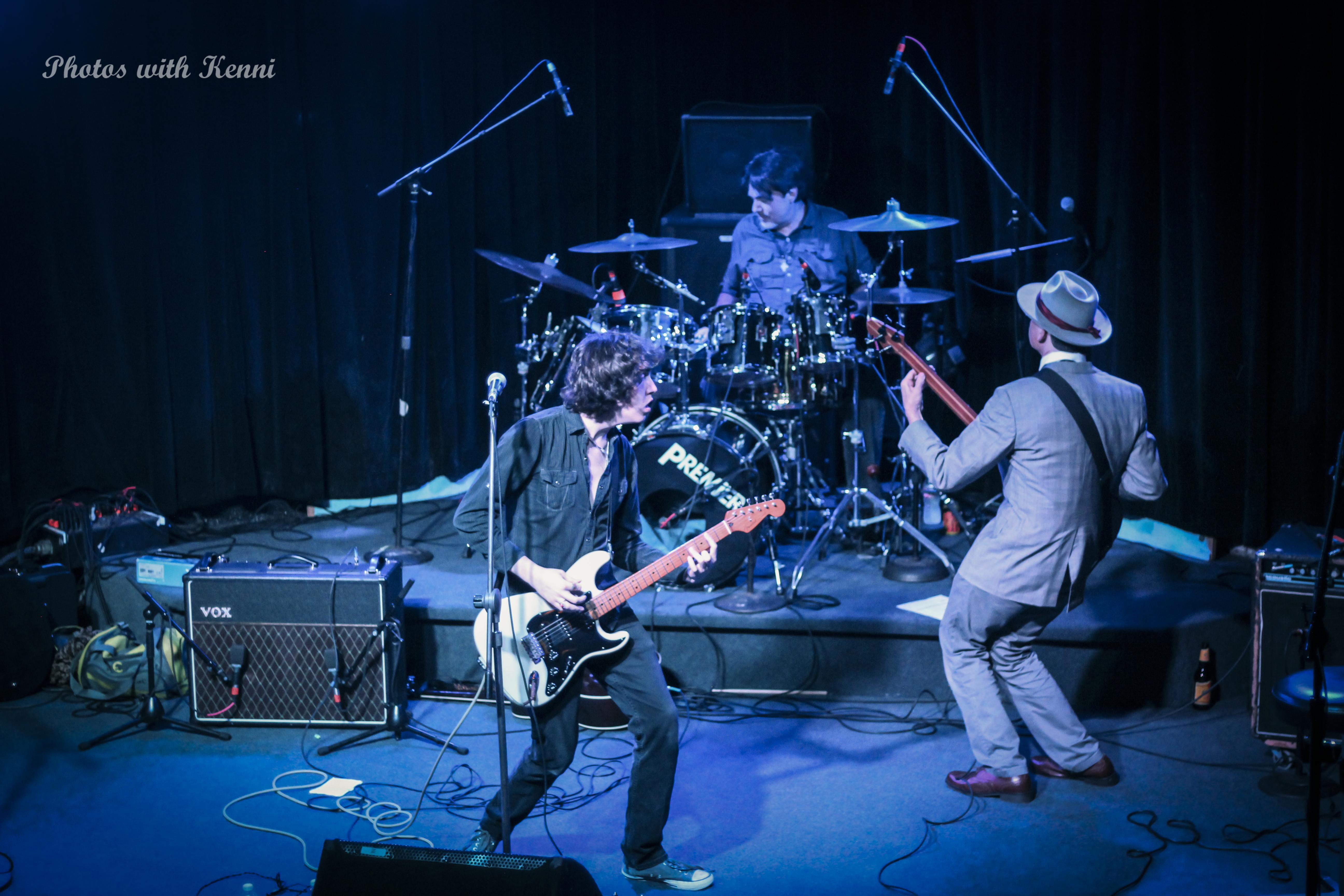 Trent Rush Live
