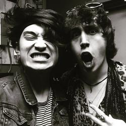 Trent and Josh