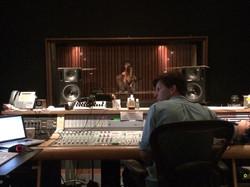 Recording Vocals w/ Zac Maloy