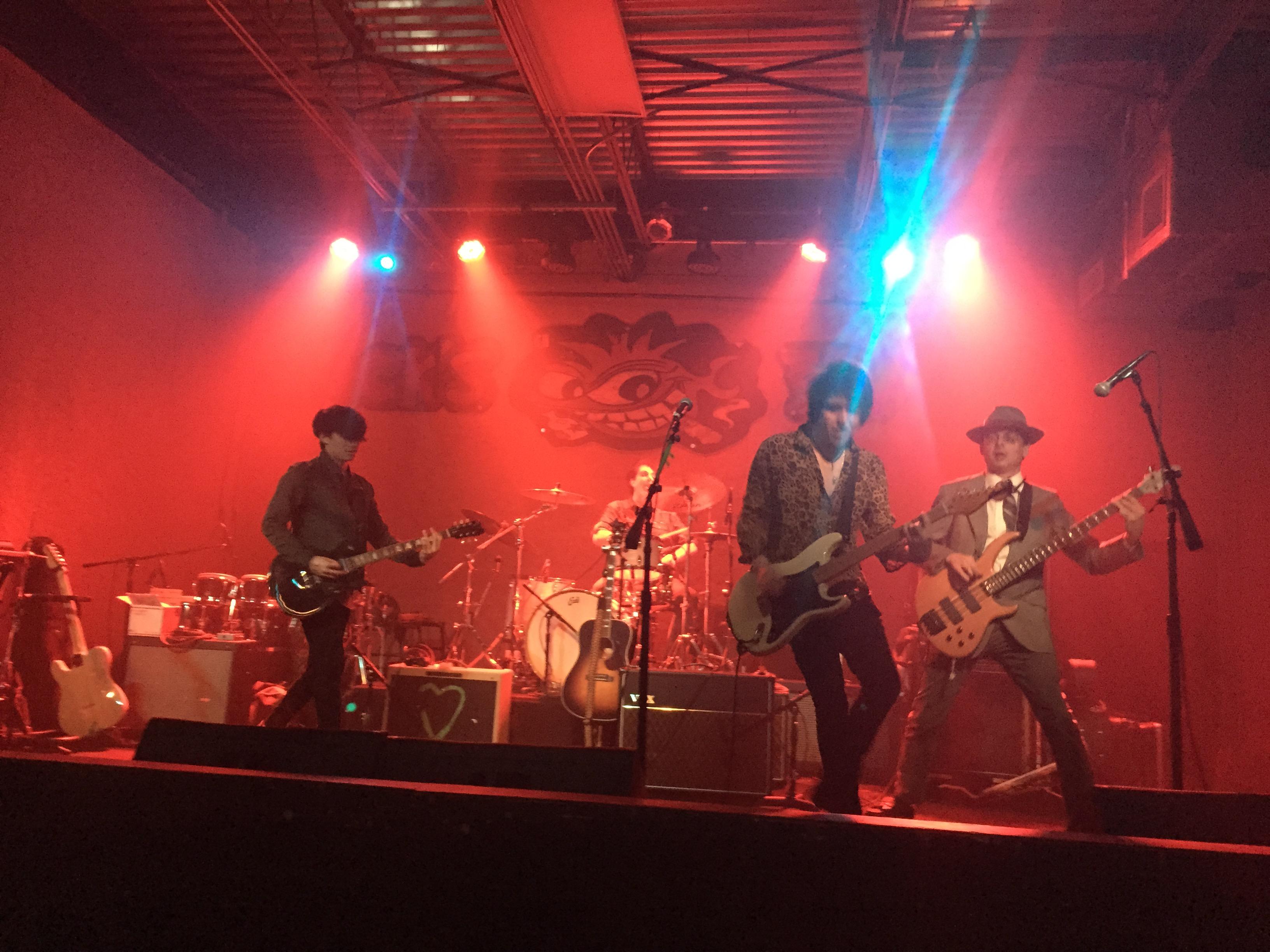 Live @Jack's in San Antonio
