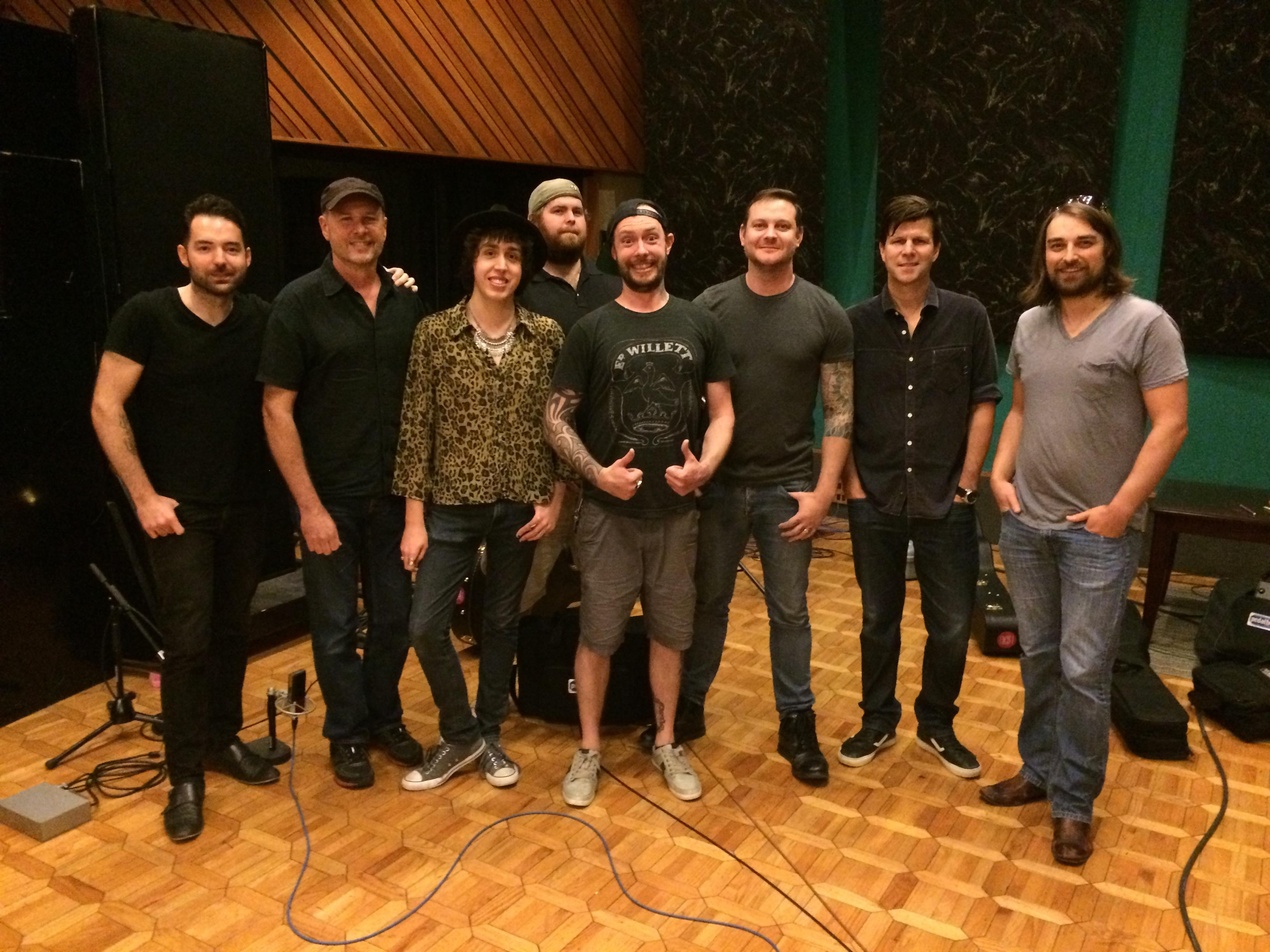w/ Miles McPherson & Crew