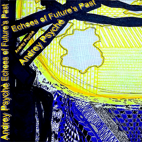 """Echoes of Future's Past"" CD in Jacket"