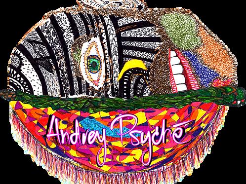 Almighty Psyche Sticker 5