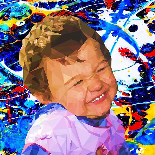 Personal Digital Portrait