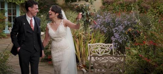 JONATHAN & LUCY'S WEDDING