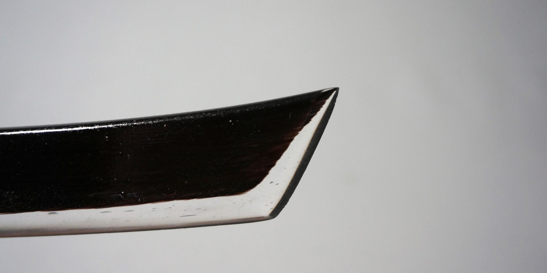 katana blade tip