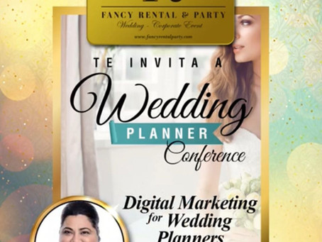 Wedding & Event Planners Conference por Fancy Rental & Party
