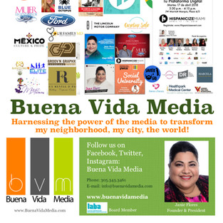 Buena Vida Media Clients