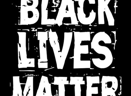 GET IT RIGHT! BLACK LIVES MATTER!