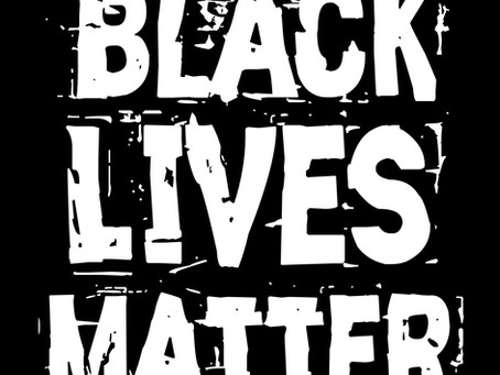 GET IT RIGHT! BLACK LIVES MATTER!