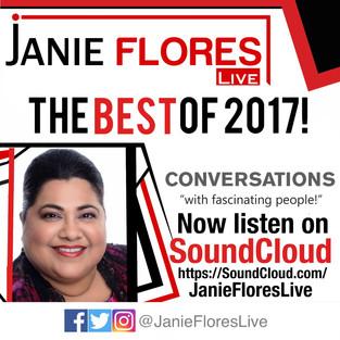 Janie Flores Live Radio