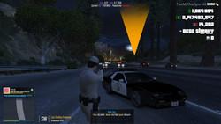 SAHP Running Radar