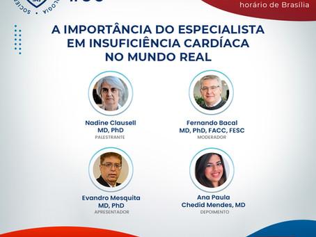 A importância do especialista em Insuficiência Cardíaca no mundo real