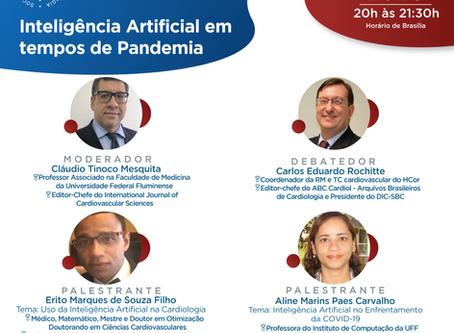 Inteligência Artificial em tempos de Pandemia
