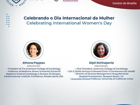 Celebrando o dia Internacional da Mulher - Celebrating International Women's Day
