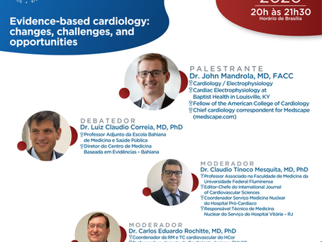Evidence-based cardiology: changes, challenges, and opportunities