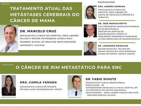 Tratamento atual das metástases cerebrais do câncer de mama
