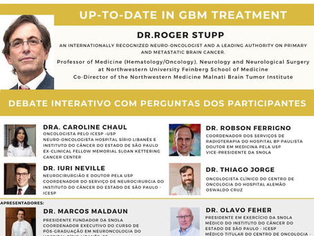 Up to Date in GBM Treatment