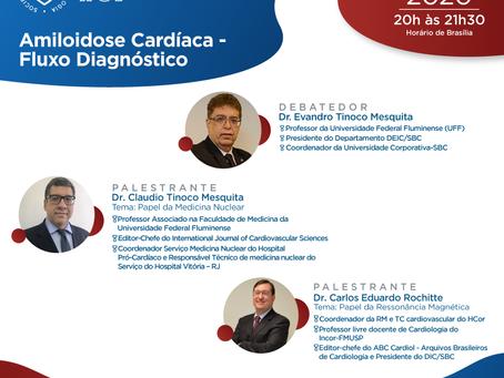 Amiloidose Cardíaca - Fluxo Diagnóstico