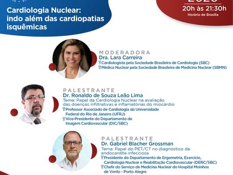 Cardiologia Nuclear: indo além das cardiopatias isquêmicas