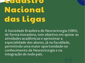 Cadastro Nacional das Ligas Acadêmicas – SBN