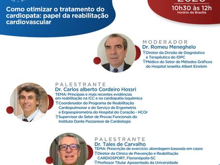 Como otimizar o tratamento do cardiopata: papel da reabilitação cardiovascular