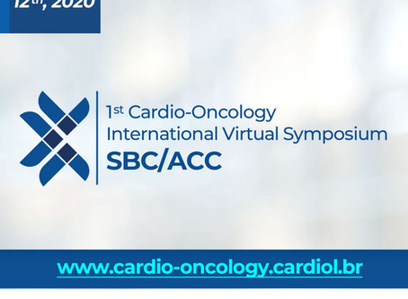 1st Cardio-Oncology International Virtual Symposium - 2020