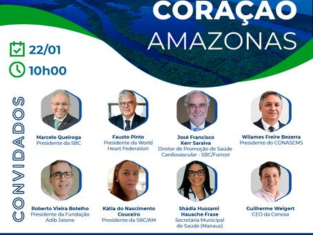 SOS CORAÇÃO – Amazonas