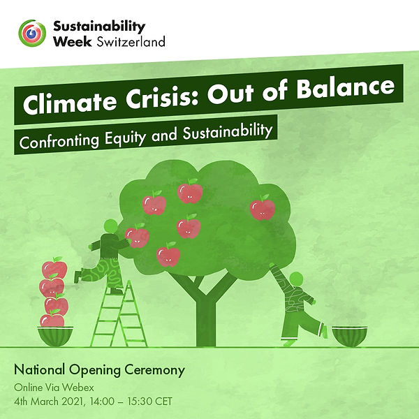 Climate Crisis: Out of Balance