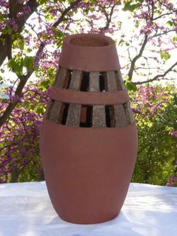 Vase ajouré