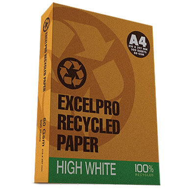 Excelpro Recycled Paper
