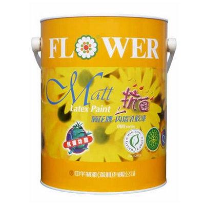 Flower Matt Latex Paint 000 Series