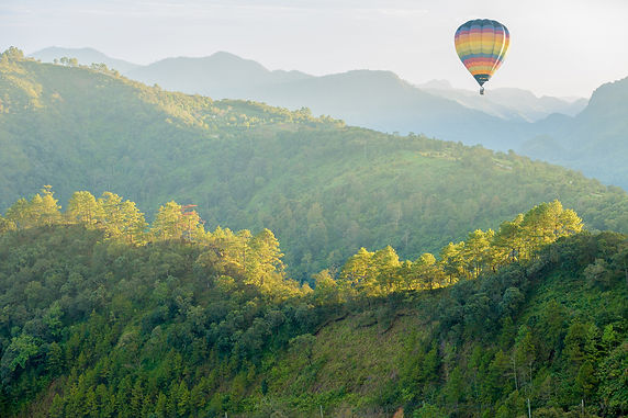 green-forest-mountain-with-hot-air-ballo