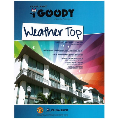 Goody Weather Top