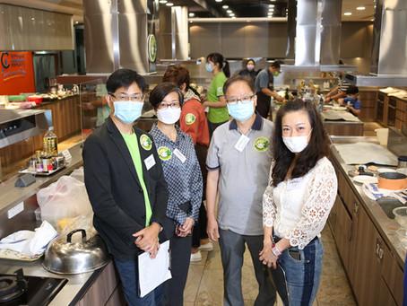 香港綠色日「惜食識食」有營烹飪大賽 - 善用食材烹調時令健康菜式 煮出綠色生活態度