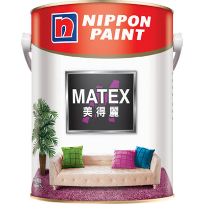 Nippon Paint Matex M600 Interior Emulsion Paint