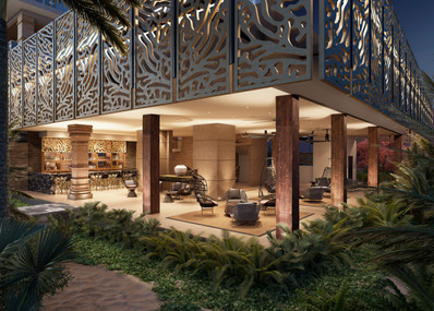 Lobby ATOLÓN Hotel